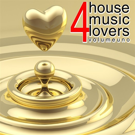 VA - For House Music Lovers Vol. 1 (2016)