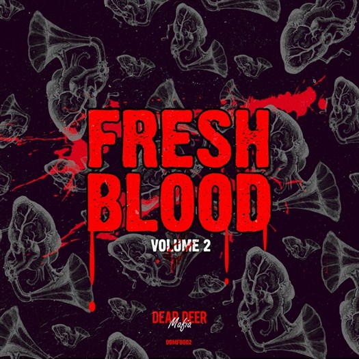 VA - Fresh Blood Vol 2 (2016)