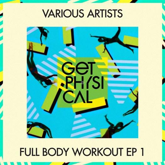 VA - Full Body Workout EP 1 (2016)