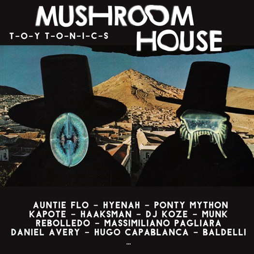 VA - Mushroom House (2016)