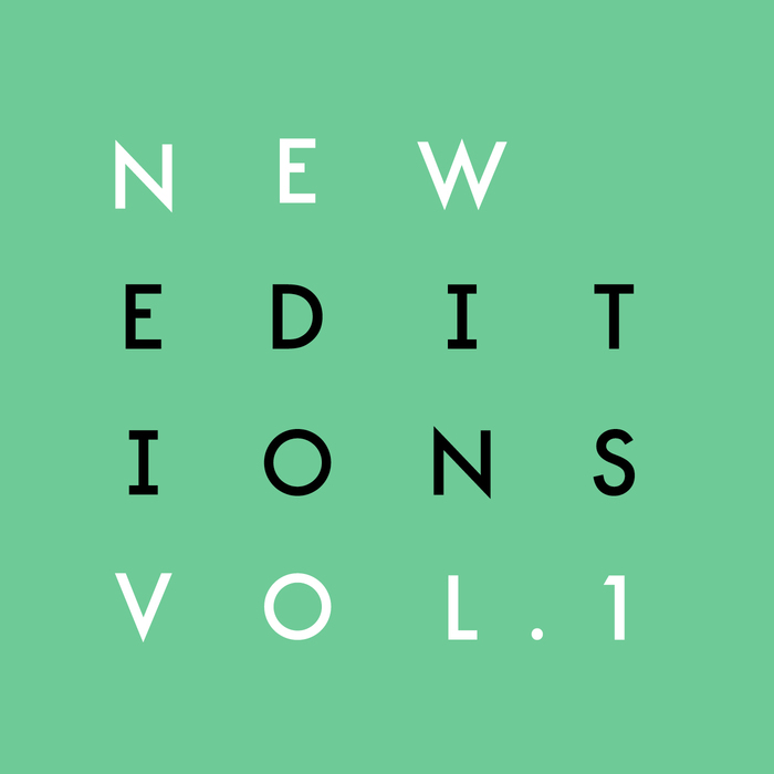 VA - New Editions Vol 1 (2016)