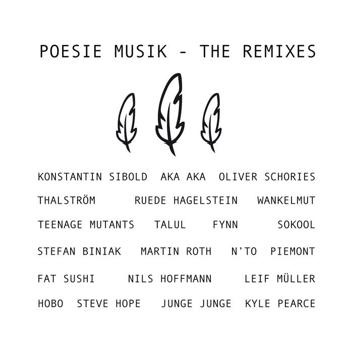 VA - Poesie Musik - The Remixes (2016)