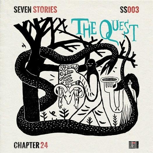 VA - Seven Stories: The Quest (2016)
