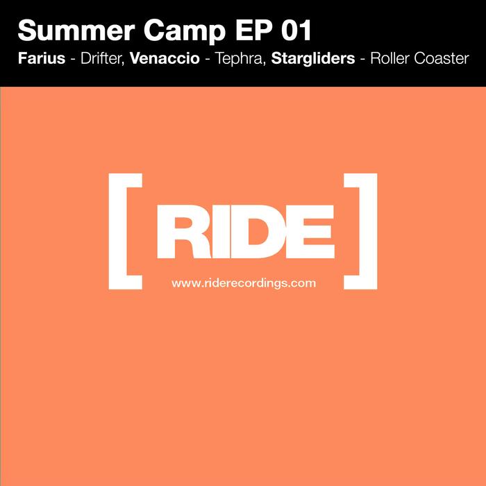 VA - Summer Camp EP 01 (2016)