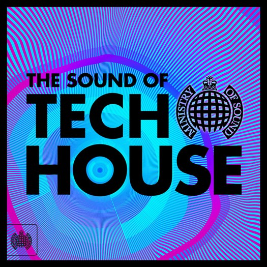 VA - Ministry Of Sound - The Sound Of Tech House (2016).