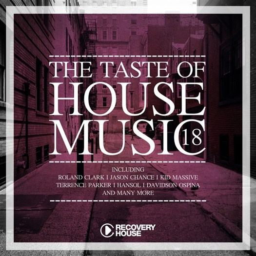 VA - The Taste Of House Music Vol 18 (2016)
