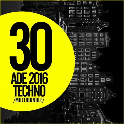 VA - 30 ADE 2016 Techno Multibundle