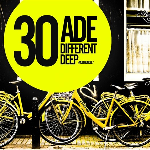 VA - 30 ADE Different Deep Multibundle (2016)