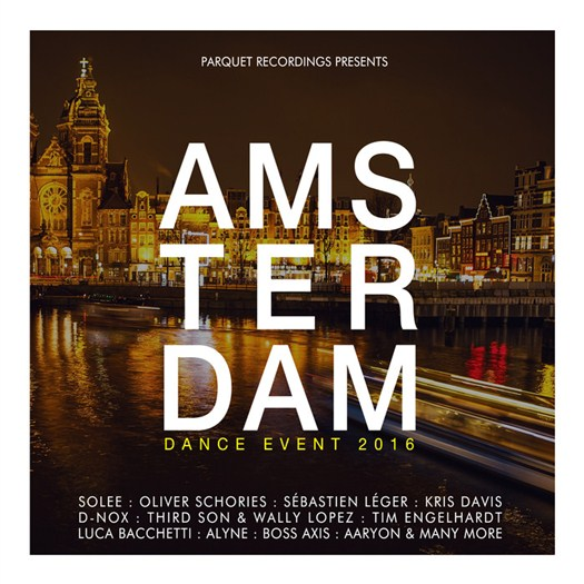 VA - Amsterdam Dance Event 2016: Presents By Parquet Recordings