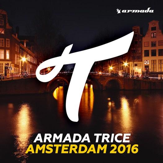 VA - Armada Trice - Amsterdam 2016