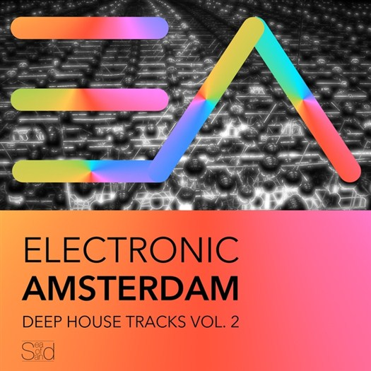 VA - Electronic Amsterdam Vol 2 - Deep House Trax (2016)