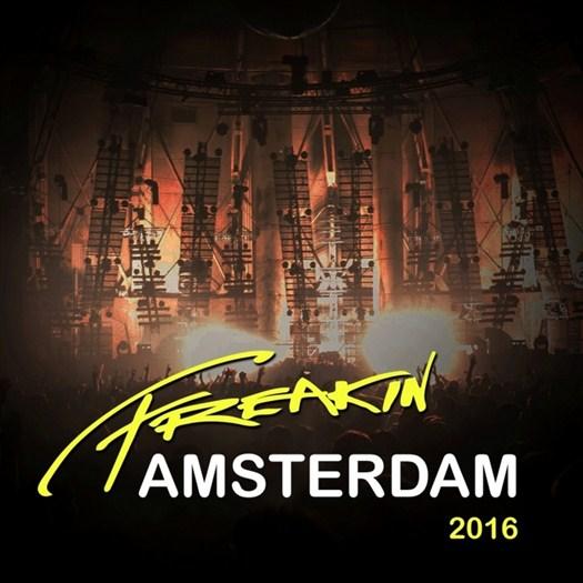 VA - Freakin Amsterdam 2016