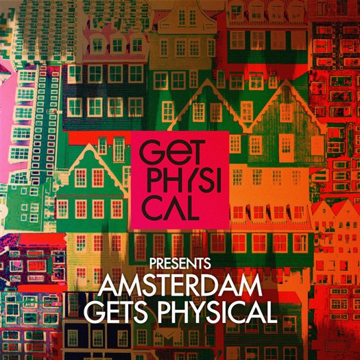VA - Get Physical Presents Amsterdam Gets Physical 2016 (unmixed tracks)