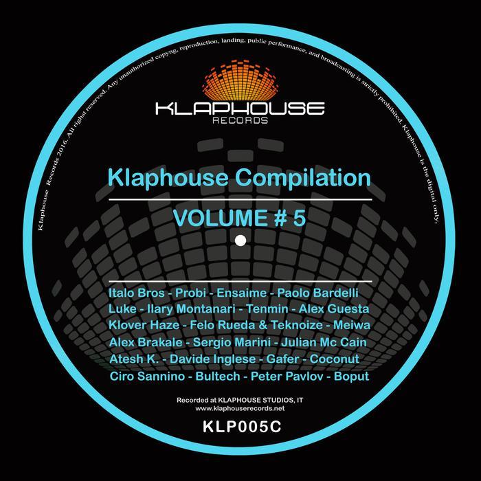 VA - Klaphouse Compilation Volume #5 (2016)