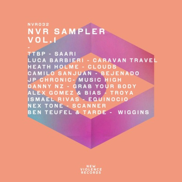 VA - NVR Sampler Vol 1 (2016)