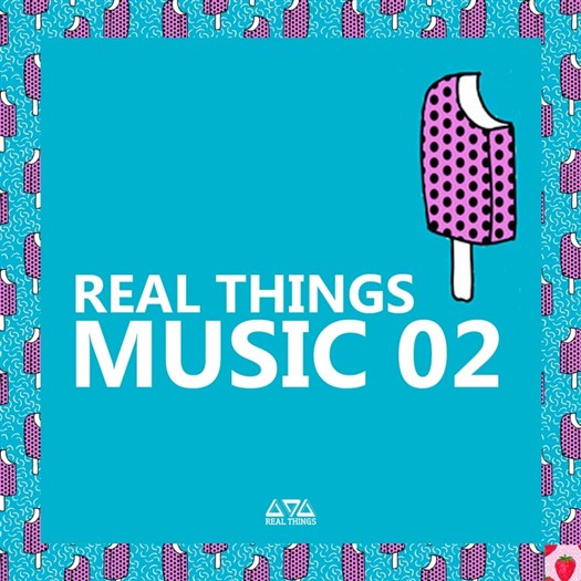 VA - Real Things Music 02 (2016)