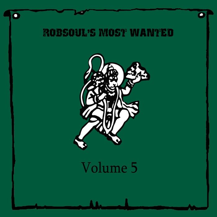 VA - Robsoul s Most Wanted Vol. 5 (2016)