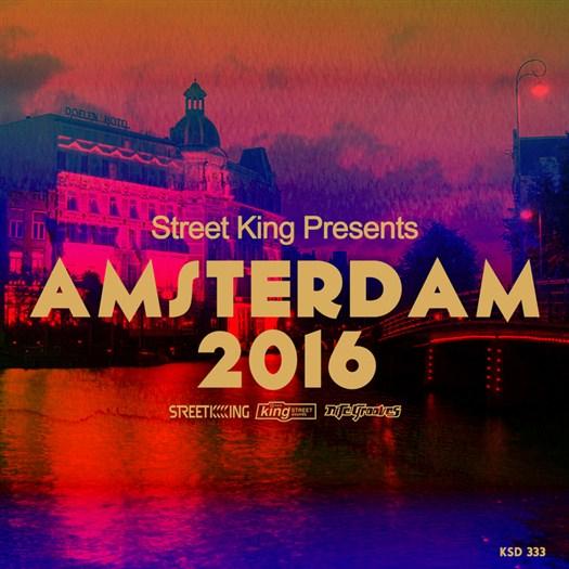 VA - Street King Presents Amsterdam 2016