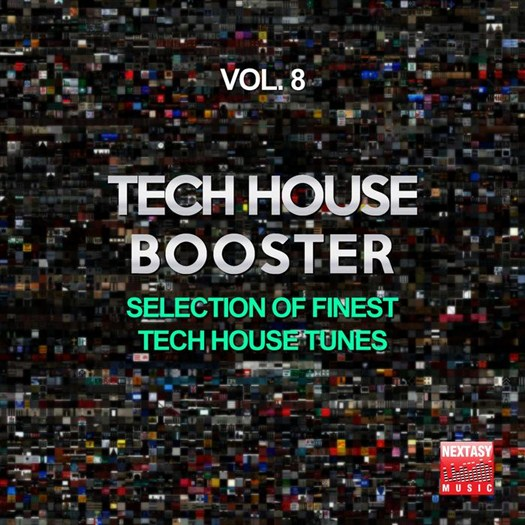 VA - Tech House Booster Vol 8 (Selection Of Finest Tech House Tunes)