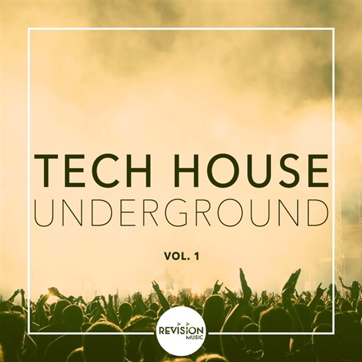 VA - Tech House Underground Vol 1 (2016)