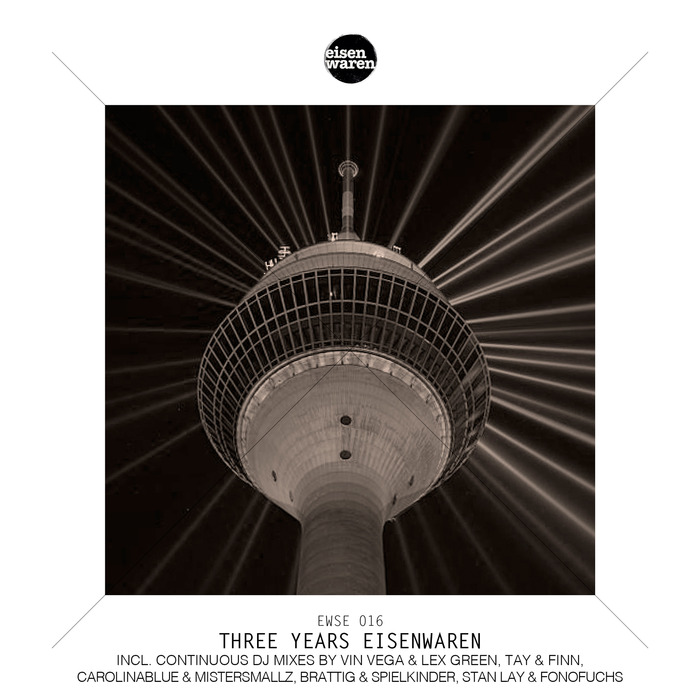 VA - Three Years Eisenwaren (2016)
