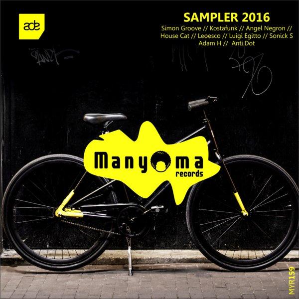 VA – ADE Sampler 2016 Manyoma Records