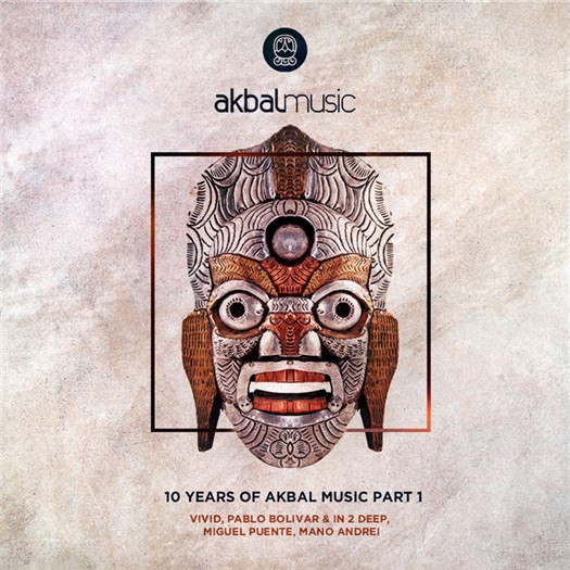 VA - 10 Years Of Akbal Music Part 1 (2016)