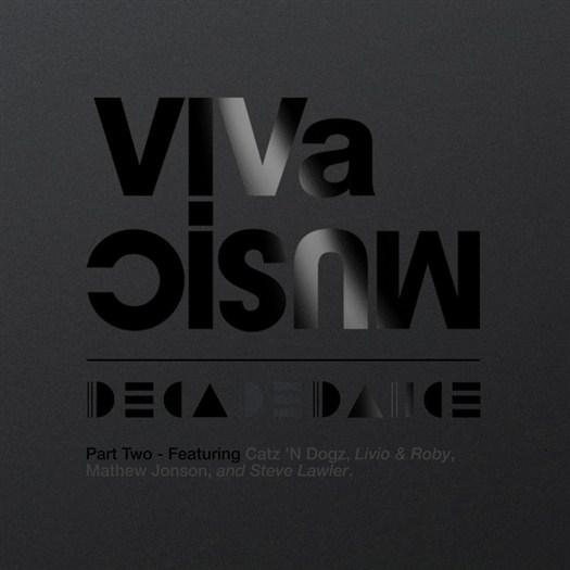 VA - 10 Years of VIVa MUSiC Decadedance Part Two  (2016)