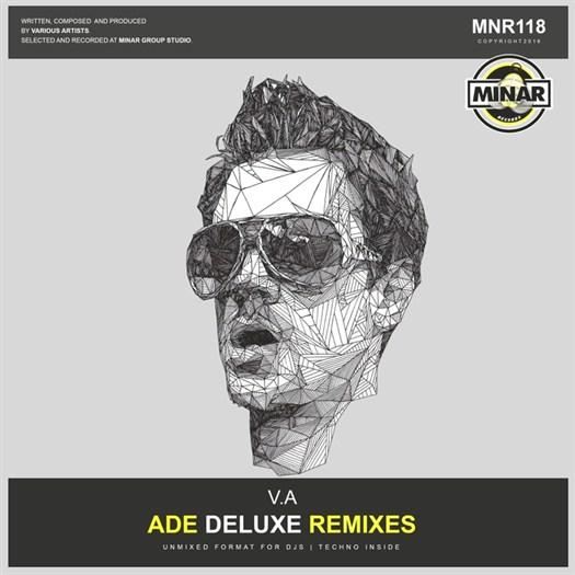 VA - ADE Deluxe Remixes (2016)