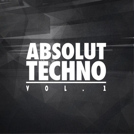 VA - Absolut Techno Vol 1 (2016)