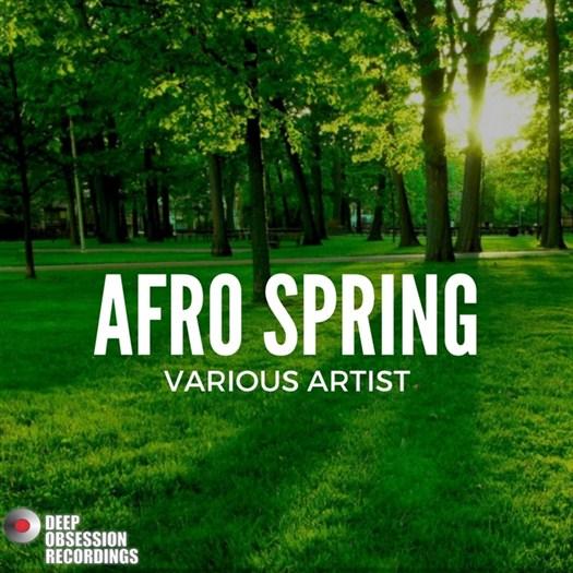 VA - Afro Spring (2016)