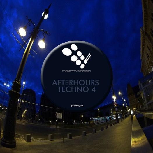 VA - Afterhours Techno 4