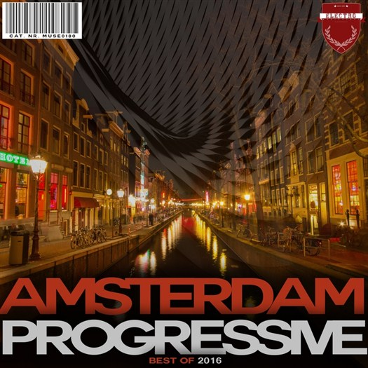 VA - Amsterdam Progressive Best Of 2016