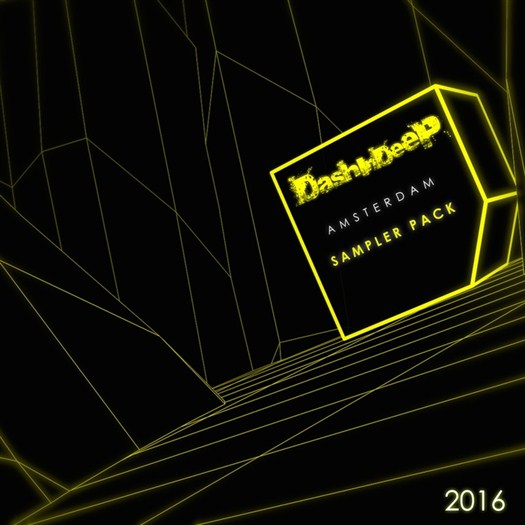 VA - Dashindeep Amsterdam Sampler Pack 2016