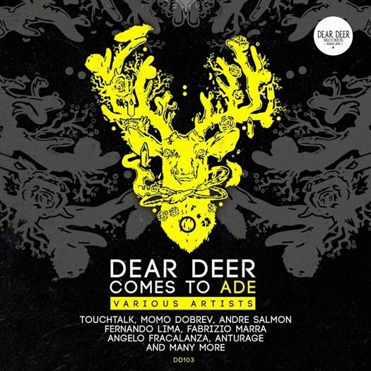 VA - Dear Deer Comes To ADE (2016)