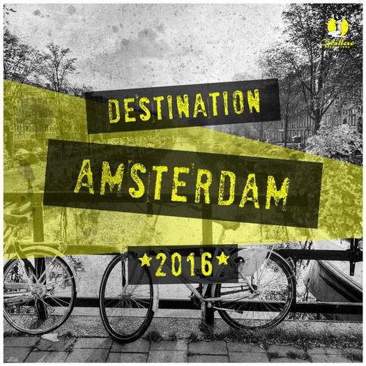 VA - Destination/Amsterdam 2016