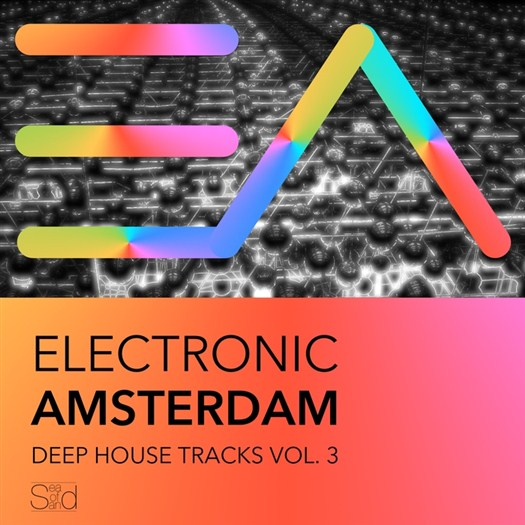 VA - Electronic Amsterdam: Deep House Tracks Vol. 3 (2016)