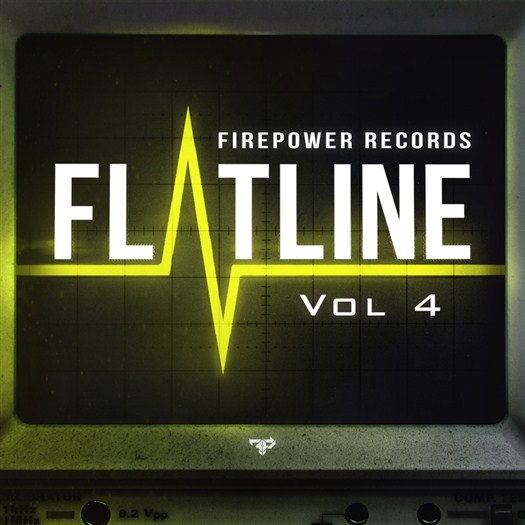 VA - Flatline, Vol. 4 EP