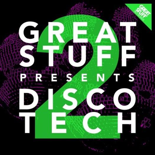 VA - Great Stuff Presents Disco Tech, Vol  2 (2016)