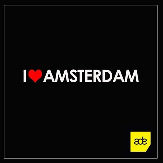 VA - I LOVE AMSTERDAM 2016