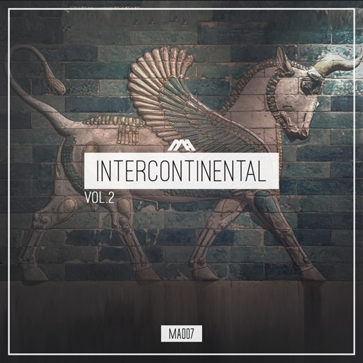 VA - Intercontinental Vol 2 (2016)