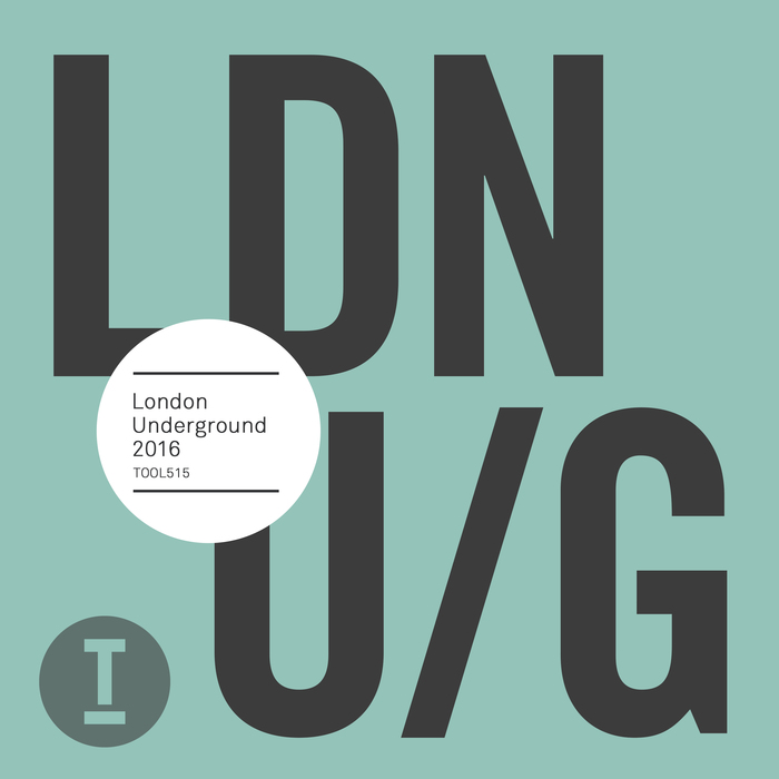 VA - London Underground 2016 (unmixed tracks)
