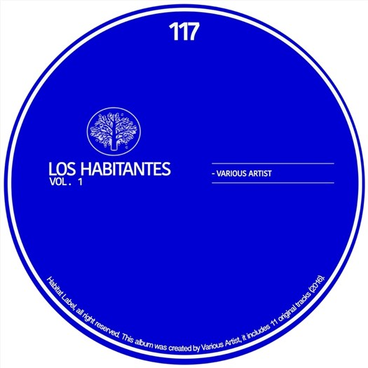VA - Los Habitantes Vol 1 (2016)