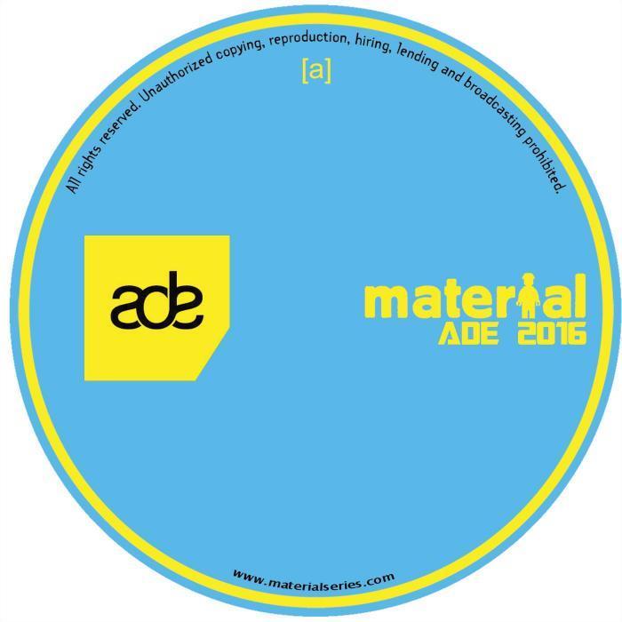 VA - Material Ade Sampler 2016