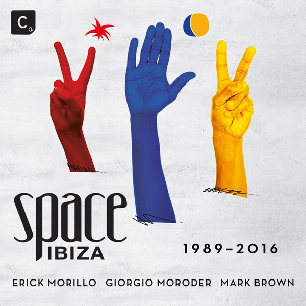 /VA - Erick Morillo & Giorgio Moroder And Mark Brown - Space Ibiza 1989 - 2016