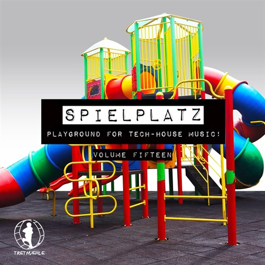 VA - Spielplatz Vol 15: Playground For Tech House Music! (2016)