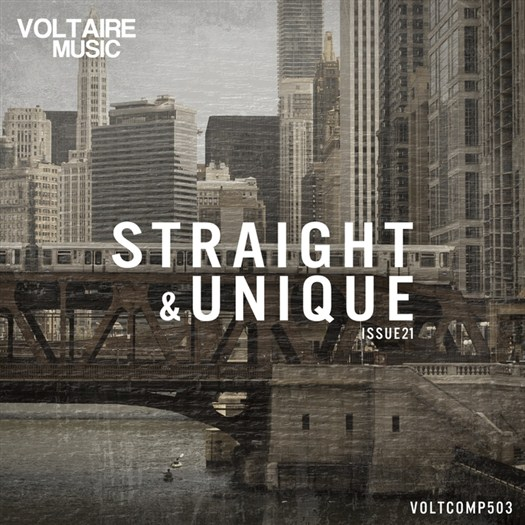 VA - Straight & Unique Issue 21 (2016)