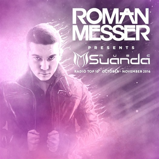 VA - Suanda Music Radio Top 10 (October   November 2016)