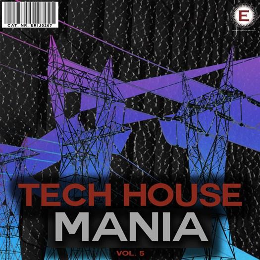 VA - Tech House Mania Vol 5 (2016)