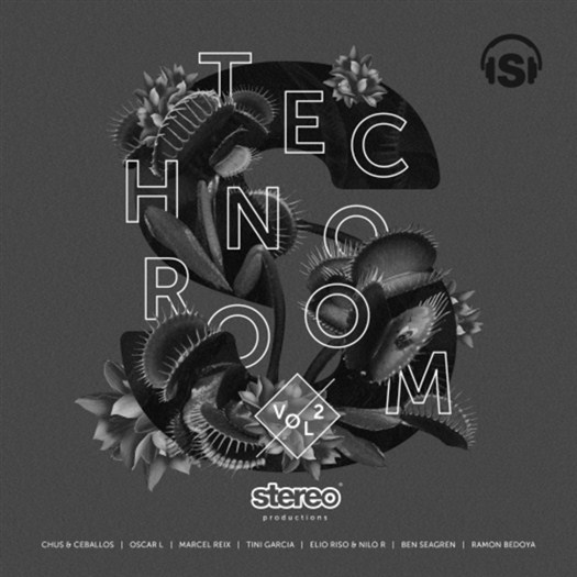 VA - Techno Room Vol 2 (2016)